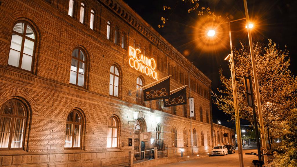 Casino Cosmopol Gothenburg