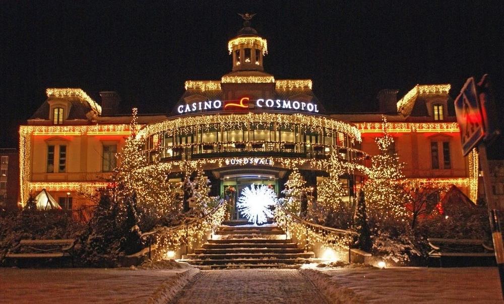Cosmopol casino stockholm